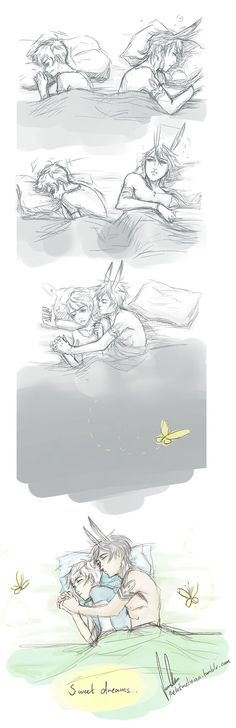 Bunnymund and Jack