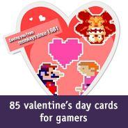 gamer valentines