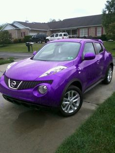 Nissan juke purple centre console pack rhd ke9611k107 for Nissan juke lila