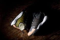 Nike Air Zoom Talaria Flyknit Mid (Olive)