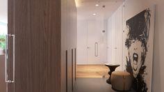 Chodba - Moderné spojenie s prírodou, MYDOM Divider, House, Furniture, Home Decor, Ideas, Decoration Home, Home, Room Decor, Home Furnishings