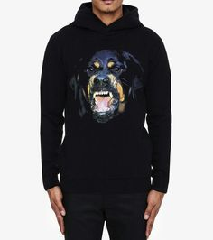 reputable site d5fe2 b4f19 Givenchy sweater with Rottweiler print. Fantastic. Style Homme, Sweat À  Capuche Pull-