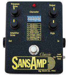 Tec 21 SansAmp Classic
