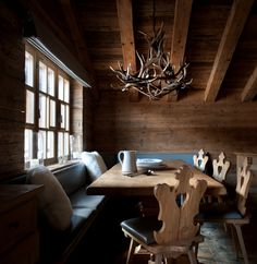 Chalet in Klosters #chalet