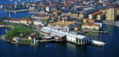 karlskrona sweden - Google Search Travel News, All Over The World, Sweden, Mansions, House Styles, Outdoor, Google, Link, Beautiful