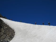 @Zuckerhüttl Tirol Autria Mountain Pictures, Sidewalk, Snow, Winter, Outdoor, Winter Time, Outdoors, Side Walkway, Walkway