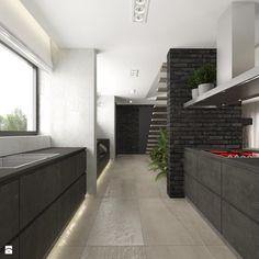 Kuchnia styl Minimalistyczny - zdjęcie od Ewelina Witkowska Architektura Wnętrz - Kuchnia - Styl Minimalistyczny - Ewelina Witkowska Architektura Wnętrz