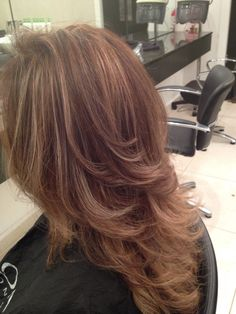 Winter tones  Neville Humpage @ Harpers & Co Hair