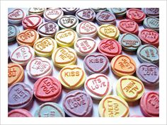 pastel colour sweets - Google Search