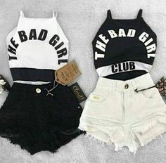fashion outfits | Tumblr Cute Comfy Outfits, Cute Girl Outfits, Teen Fashion Outfits, Teenage Outfits, Edgy Outfits, Swag Outfits, Mode Outfits, Outfits For Teens, Summer Outfits