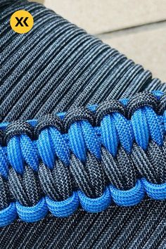 Paracord Weaves, Paracord Braids, 550 Paracord, Paracord Bracelets, Parachute Cord Crafts, Parachute Cord Bracelets, Paracord Tutorial, Making Bracelets, Paracord Projects