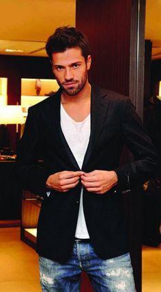 Greek Men, Greeks, Man Style, Boy Fashion, Gq, Beautiful Men, Singers, Handsome, Poses