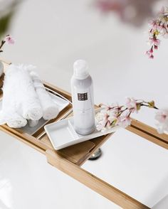 Extend your morning ritual during the weekend and spoil yourself with some well-deserved me-time! #weekend #metime #myrituals