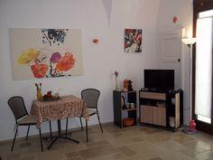 Casa Alice: a cozy holiday studio rental in Castellana Grotte (Apulia, Italy)