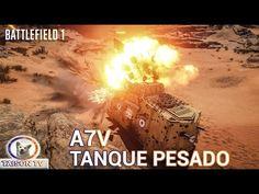 Battlefield 1 El Tanque Pesado A7V, Puntos débiles y características