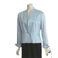 NWT $450  Doncaster DD Collection  Jacket Blazer Blue Italy  #Doncaster #BasicJacket