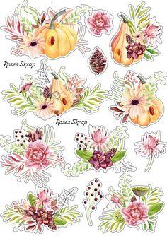 Моя работа, бесплатности для вас Journal Stickers, Scrapbook Stickers, Planner Stickers, Scrapbook Paper, Scrapbooking, Printable Paper, Printable Stickers, Cute Stickers, Paper Art