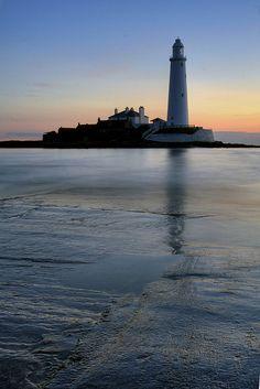 *St Mary's Lighthouse