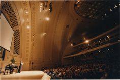 Attend a show at Hill Auditorium!