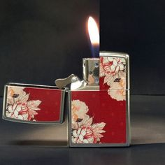 Make your unique pocket lighter with any design or picture you like on Snapmade.com.