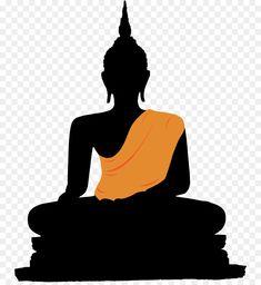 Silhouette Of Buddha - Wat Mahathat Buddhahood Stock Photography Illustration PNG - wat mahathat, buddha images in thailand, buddhahood, buddharupa, buddhism Budha Painting, Lord Shiva Painting, Photography Illustration, Illustration Art, Mustache Drawing, Buddha Tattoos, Thai Art, Buddha Art, Texture Art