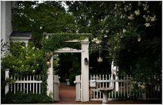 Le Jardin Blanc, Douglasville, ga