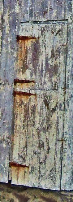 Rear Dutch Barn Door|Love's Photo Album