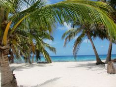 Laughing Bird Caye, Belize | 16 Amazing Beaches You'll Want To Sip A Cocktail On