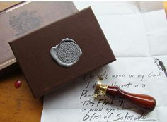Twilight Inspired Wax Seal Stamper