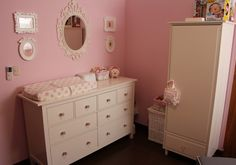 ikea nursery Ikea Nursery, White Nursery, Nursery Ideas, Room Ideas, Glass Knobs, Baby Coming, Project Nursery, Royal Caribbean, Baby Rooms