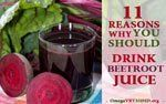 Drinking beetroot juice can have various positive effects on your health. Discover the benefits and risks of beet juice and enjoy delicious juice recipes.