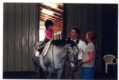 My experience with hippotherapy (no hippos involved)