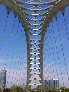 BOARDWALK BRIDGE  - Toronto, Canada