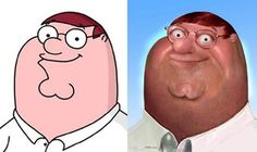 Untooned creepy reallife Peter Griffin.png. 1,640pages on this wiki. Peter Griffin is the main character from Family Guy. He is the smartest mentally ...❤️ DesignAndTech.net