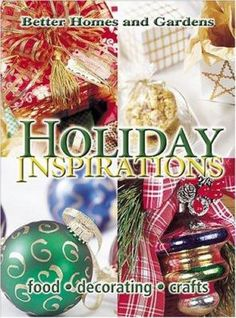 Find this and other holiday decorating ideas at the Carol Stream Public Library