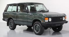 1993 Land Rover Range Rover - Classic 3.9 EFi V8 3 Doors Manual