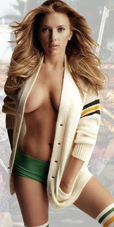 #10 Scarlett Johansson