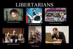 hahaha libertarian humor