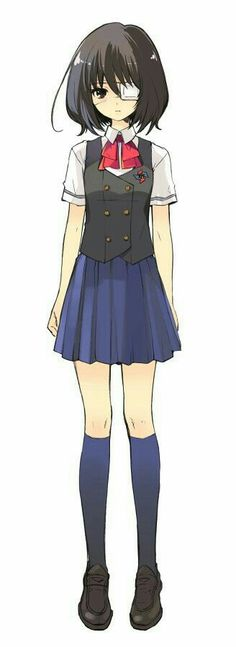 Misaki Mei/ Another