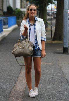 2014 Beyaz Spor Ayakkabı Modası