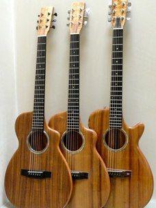 Koa Thin Acoustic