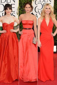 Red GG gowns Celebrity Trends | ETonline.com