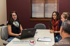 In addition to growing in an authentic discipleship program, young people attending the School of Discipleship will also have a ministry role in the Gospel for Asia USA office. Get more information and apply!