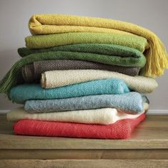 soft blankets / great palette