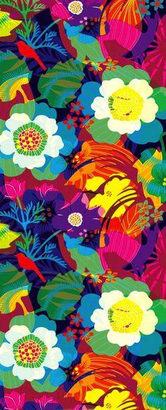 #floral, #pattern