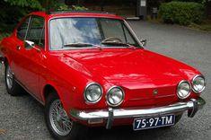 Catawiki Online-Auktionshaus: Fiat 850 Sport Coupé - 1972