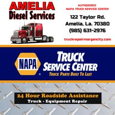 Truck Repair Morgan City, LA