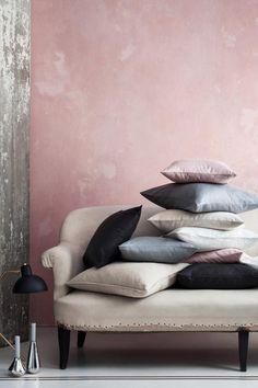 Чехол на подушку, стираный лен: PREMIUM QUALITY. Чехол на подушку из стираного льна. Потайная молния. Cушка в центрифуге поможет сохранить мягкость льна.