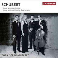 Doric String Quartet - Schubert: String Quartets