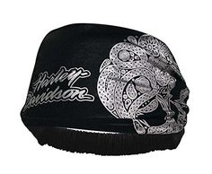 Harley-Davidson Women's Skull Paisley Headband Scrunchie Black HE02330 Harley-Davidson http://www.amazon.com/dp/B00LAHMKEQ/ref=cm_sw_r_pi_dp_MBCRub0RSGAKH